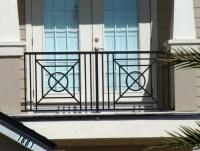 Balcony Railing Design - Home Designs