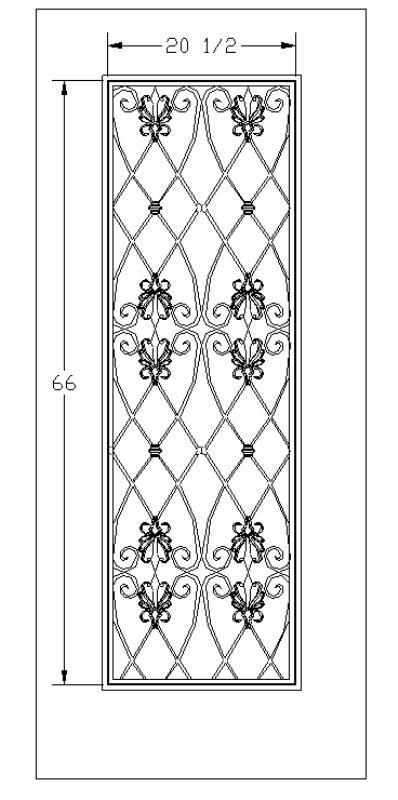 Door Grilles / Wine Doors