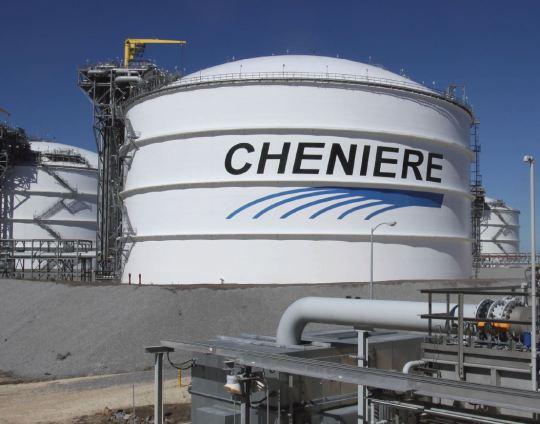Cheniere Port Arthur Industrial Construction