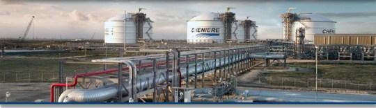 Cheniere Port Arthur Terminal