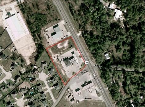 Commercial Real Estate Listing Lumberton Tx - Valero Convenience Store Highway 69 in Lumberton Tx