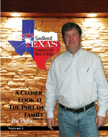 Southeast Texas Commercial Real Estate Cover 1st
