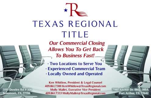 title companies Beaumont Tx