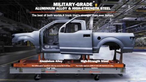 Aluminum F150 Jasper Tx