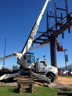 Crane Services of America - Crane Rental Beaumont
