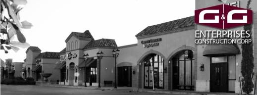 G and G Construction - Southeast Texas Retail Construction
