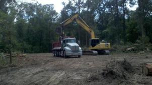 KAT Construction Golden Triangle excavation