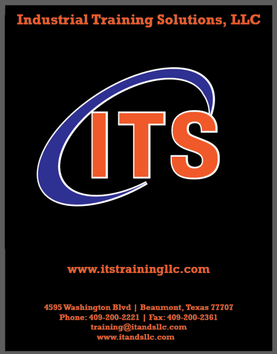 ITS Beaumont TX, Industrial Training Solutions Beaumont TX, NCCCO Training, Aerial Lift Equipment Training Beaumont TX