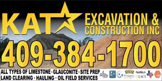 KAT Excavation & Construction, Oilfield Services Beaumont, Oilfield services Port Arthur, SETX oilfield services, excavation Beaumont TX, excavation Port Arthur