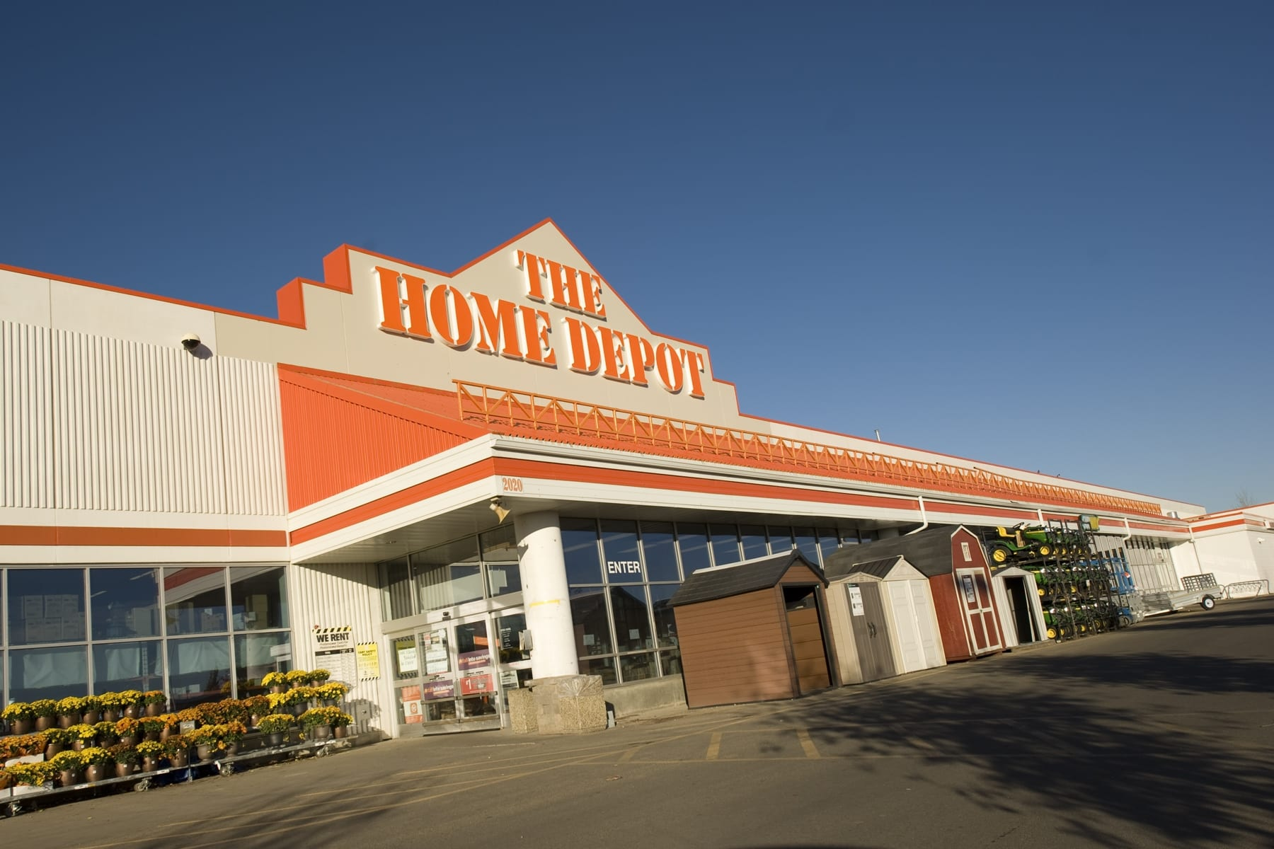 Home Depot South Common Jobs  Insured By Ross
