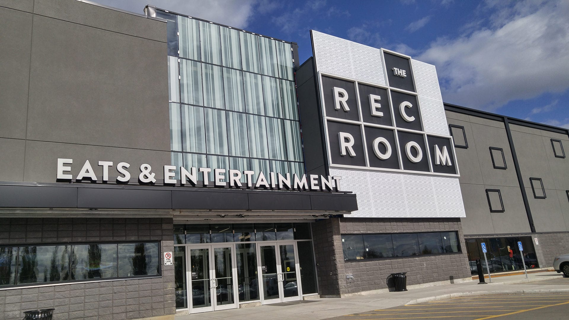 The Rec Room  Now Open  South Edmonton Common
