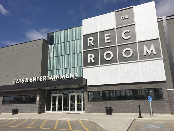 The Rec Room  South Edmonton Common
