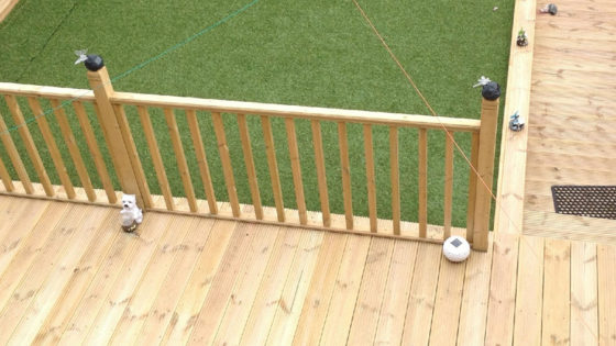 Garden Decking Benefits