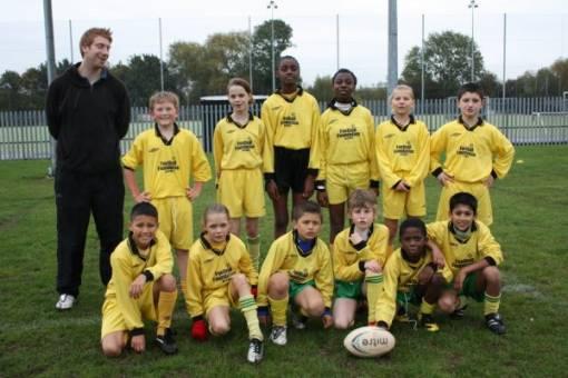 Yr 56 Tag Rugby Triumph  News  Southend West SSP