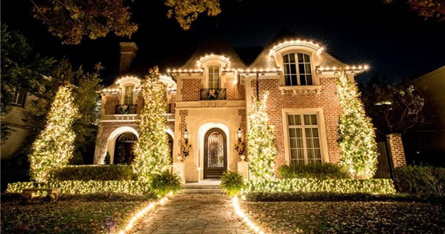 landscape lighting dallas outdoor