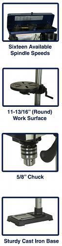 Rikon Drill Press 30 120