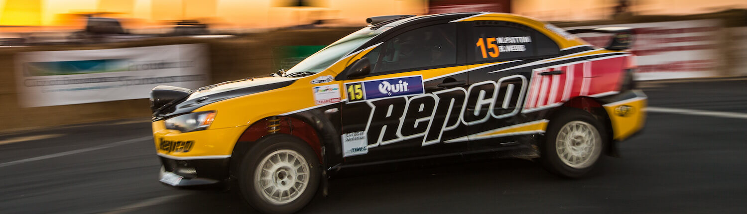 Repco Rally Team