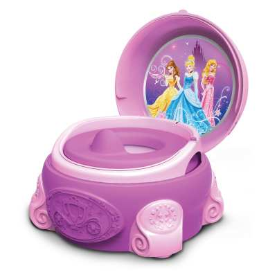 The First Years Disney Princess Magical Sparkle Potty System Review