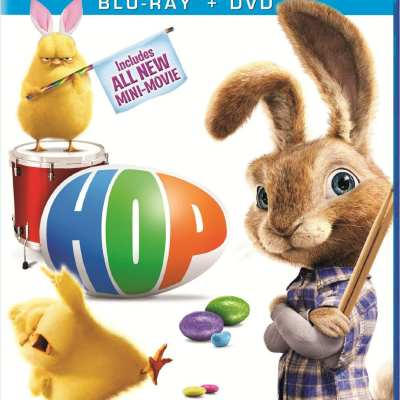 Amazon: Hop (Blu-ray + DVD + Digital Copy + UltraViolet + Mini-Movie) just $12.96