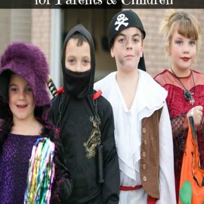 Halloween Safety Tips for Parents and Children