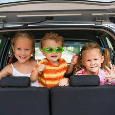 Families with young kids: What are the best cars for 2015?