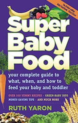 Super Baby Food book review: feeding your baby without jars