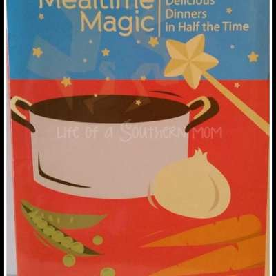Mealtime Magic: Delicious Dinners in Half the Time Cookbook {Review}