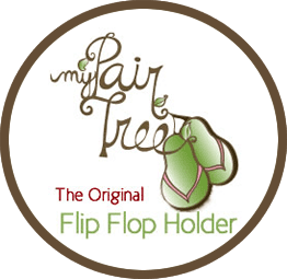 My Pair Tree Flip Flop Holder {Review}