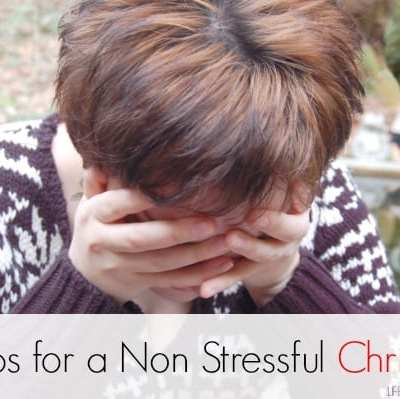 Helpful Tips for a Non Stressful Christmas