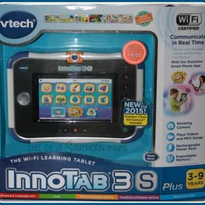 VTech Innotab 3S Plus {Review} *Holiday Gift Guide*