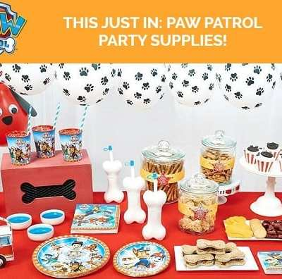 How to Throw the Perfect PAW Patrol Themed Birthday Party