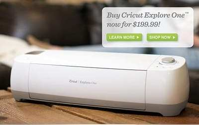 Get to know Cricut's Explore One and Explore Air