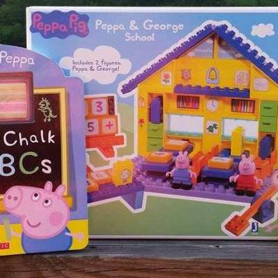 Back to School with Peppa Pig