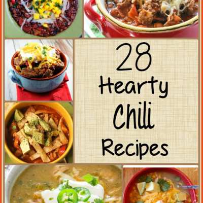 28 Hearty Chili Recipes
