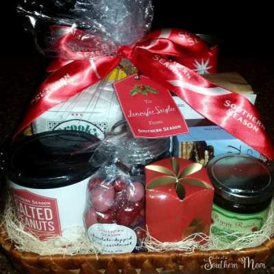 Holiday Gift Basket from Southern Season