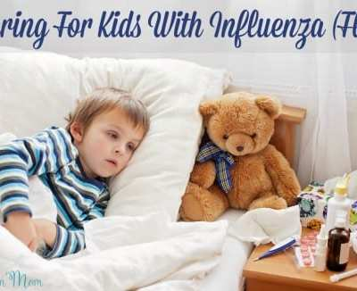 Caring For Kids With Influenza (Flu)