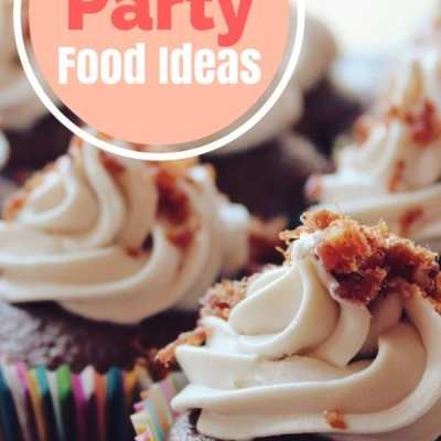 Paleo Valentine's Party Food Ideas