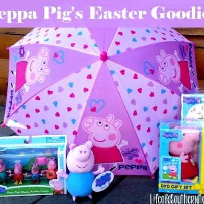 Spring Has Sprung with Peppa Pig