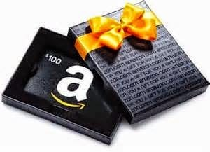 Win the $100 Amazon Gift Card Giveaway! 5/31