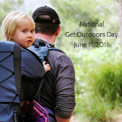 National Get Outdoors – Saturday June 11th #DiscoverTheForest