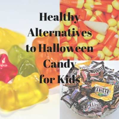 Healthy Alternatives to Halloween Candy for Kids