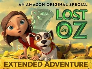 Lost in Oz: Extended Adventure Movie Review