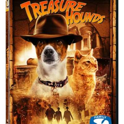 Treasure Hounds arrives on DVD, Digital HD, and On Demand August 15