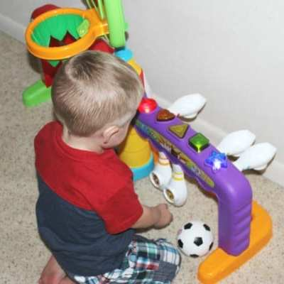 Triple the Play With The Little Tikes Light 'n Go 3-in-1 Sports Zone