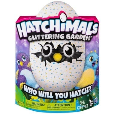 Which One Will We Hatch From the Hatchimals Glittering Garden -It's a Surprise