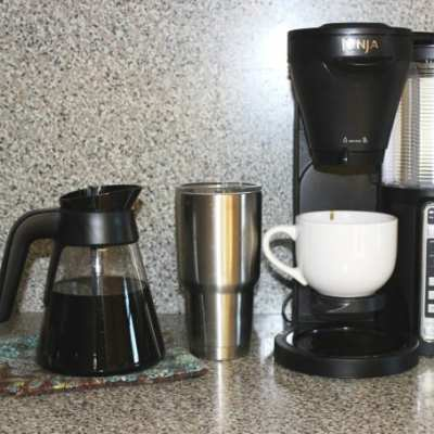 Whip Up The Best Cup of Coffee In Town with the Ninja Coffee Brewer Maker #holidaygiftguide