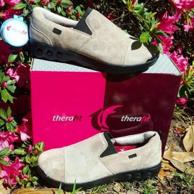 Step into the Spring with Therafit Footwear Samantha Giveaway!Ends 3/19
