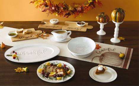 Bountiful Blessings Thanksgiving Collection