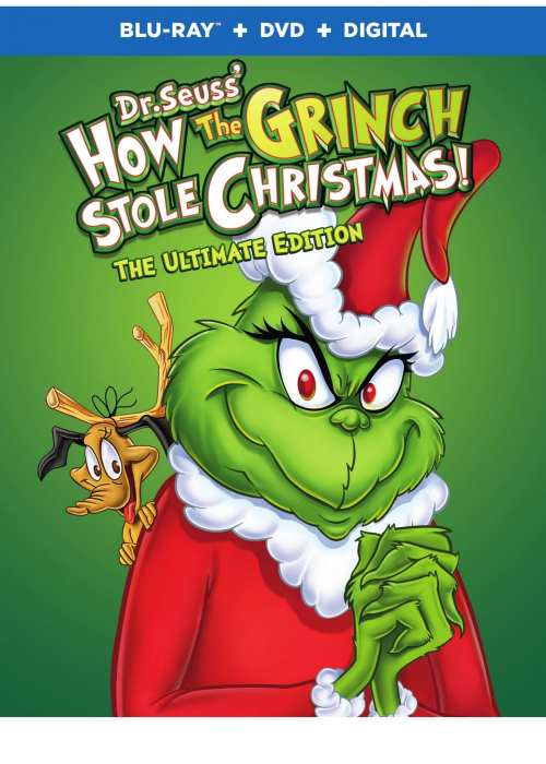 How the Grinch Stole Christmas - Ultimate Edition
