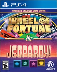 Family Game Night with Wheel of Fortune and Jeopardy on PS4